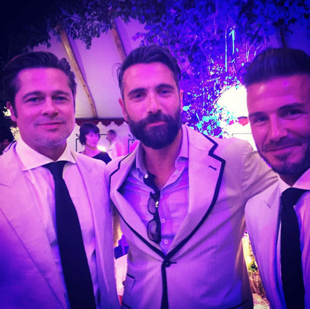 Inside David Beckham's Seriously Good Looking 'Lads' Weekend...