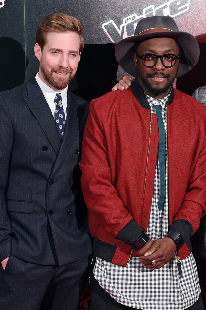 You'll Never Guess Which Two Stars Have Been Named As New Judges On The Voice...