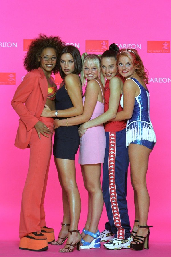 Brush Off Those Adidas Three Stripes, The Spice Girls Reunion Is ON...