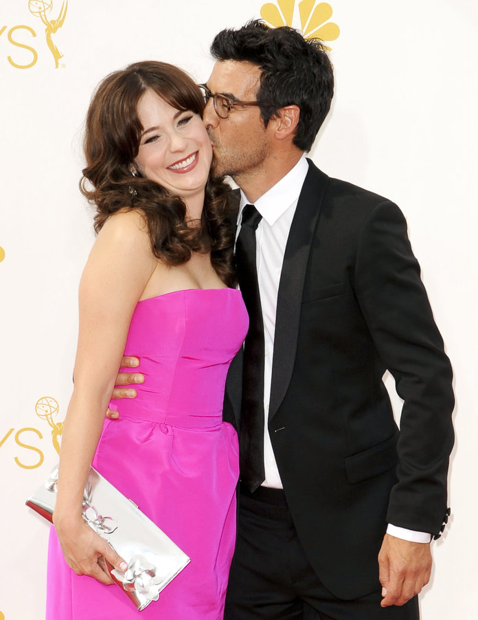 Zooey Deschanel's Double Whammy Of Excellent News...