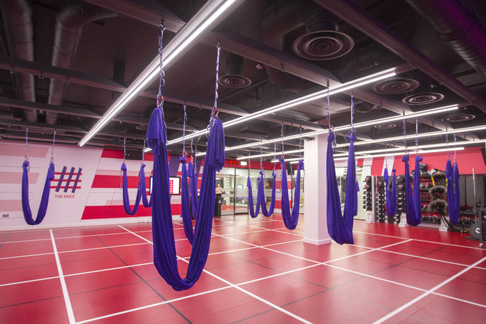 Anti Gravity Yoga - The Exercise Obsession Even Fitness Phobes Will Like