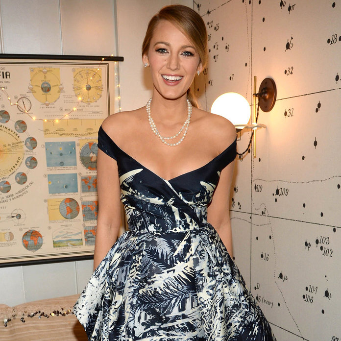 Blake Lively's Very Fashionable Tribute To Her Daughter, James