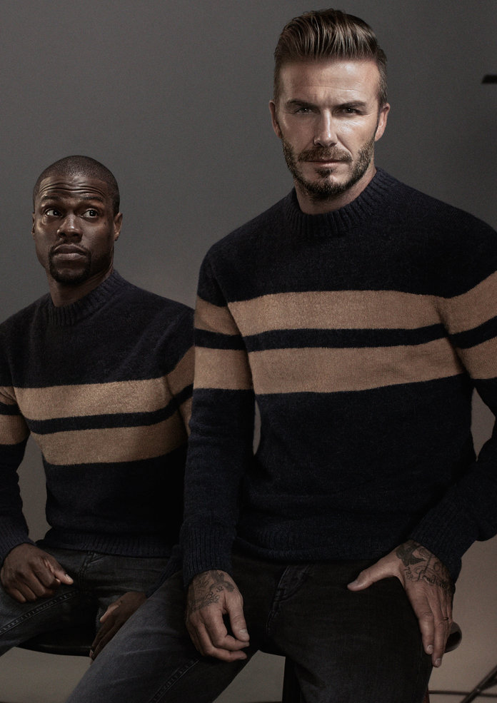 All The Times David Beckham Made Us Swoon In His New H&M Campaign...