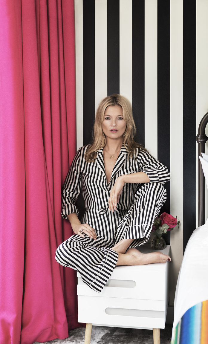 Kate Moss Turns Interior Designer (And Her First Project Is Pretty Cool)
