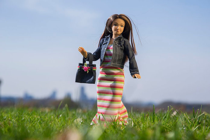Barbie Gets Very Real With Her Latest Accessory, But It's Not What You Think...