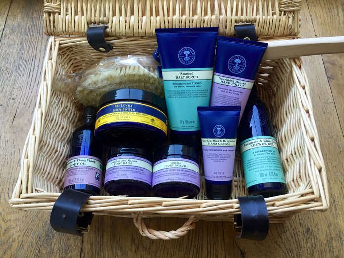 Win A Neal's Yard Remedies Beauty Hamper Worth Over £130 With #InStyleVIP