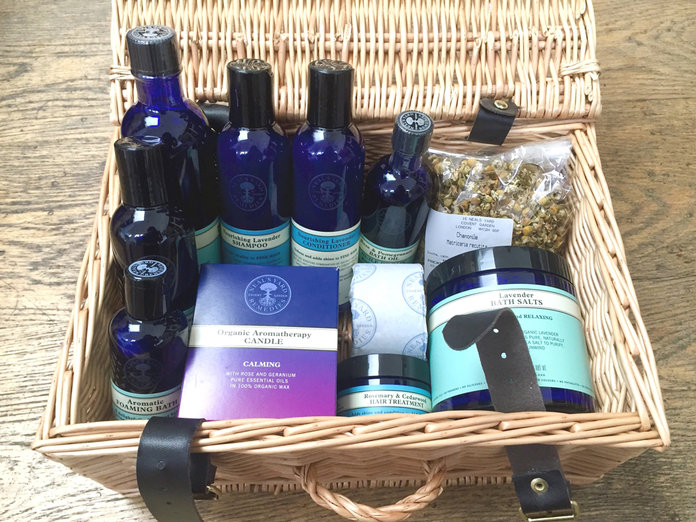 Win A Neal's Yard Remedies Beauty Hamper Worth £140 With #InStyleVIP