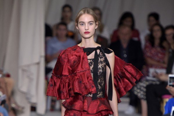 Red Alert - Another NYFW Beauty Trend!