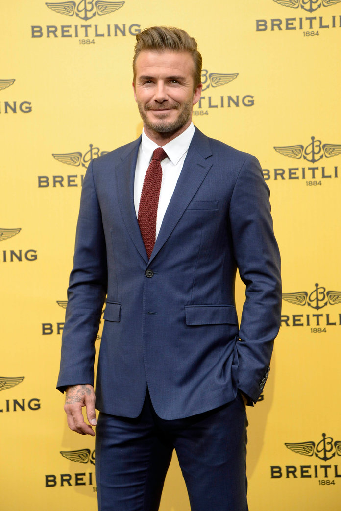 Why David Beckham's New Career Move Has Everyone VERY Excited