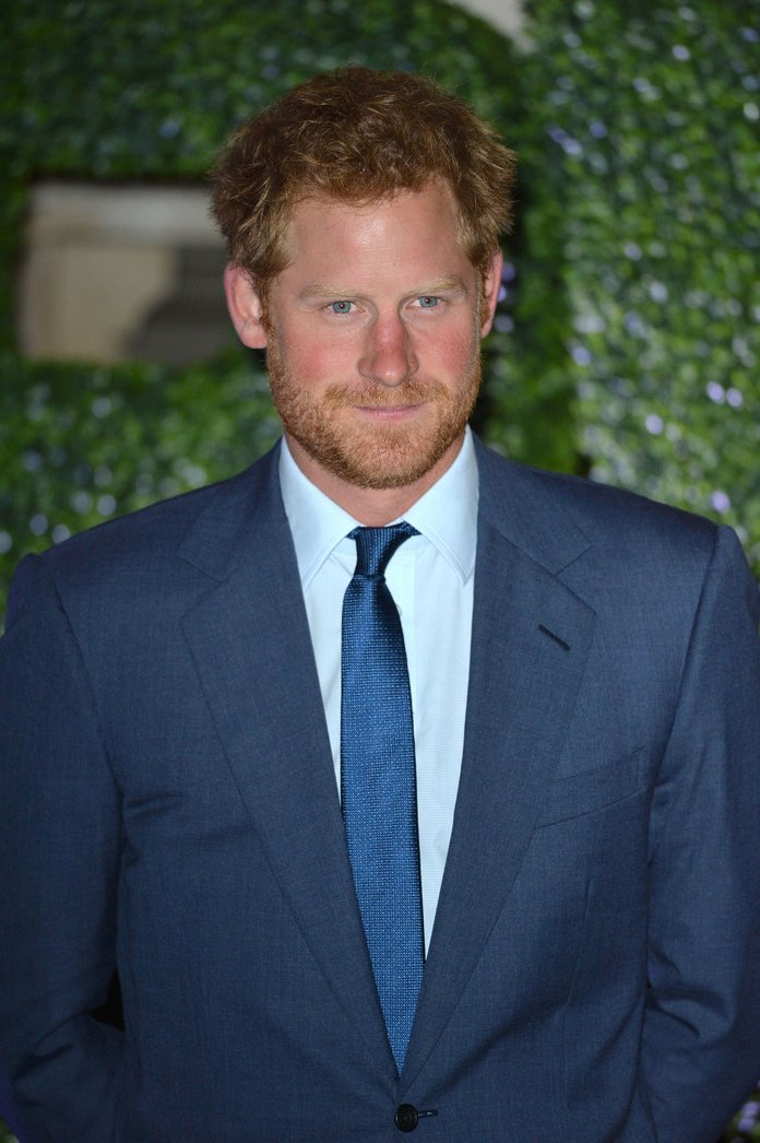 Prince Harry Makes His Acting Debut (Cue Women Fainting Everywhere...)