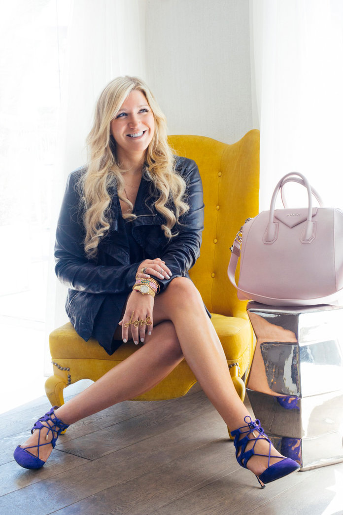 StyleHaul Founder And Tech Entrepeneur Stephanie Horbaczewski On A Day In Her Life