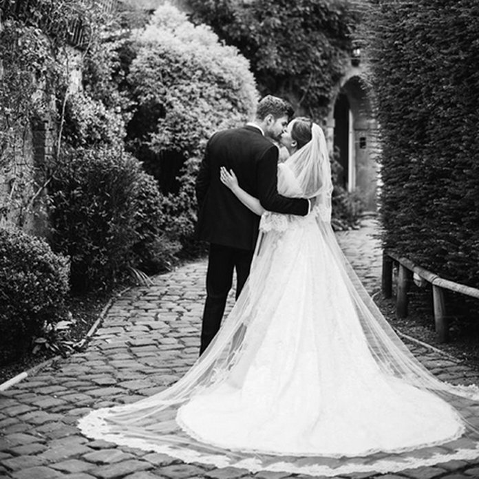 Is This The Most Beautiful Blogger Wedding Of All Time?