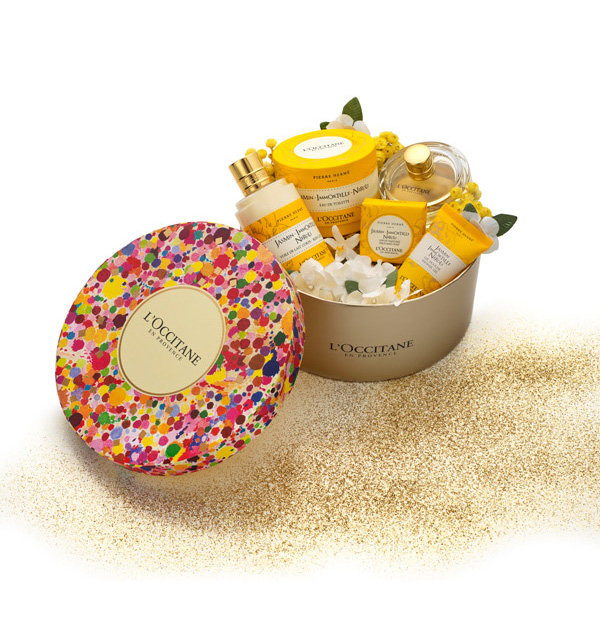 Feast your eyes on festive beauty treats from L'Occitane