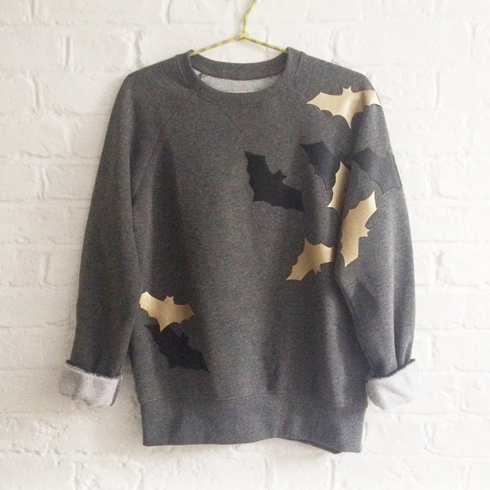 WIN This Halloween Sweater And Learn How To Make It Yourself