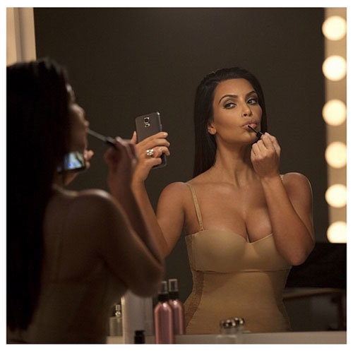 25 Things You Won't Believe Kim K Said (But She Did)
