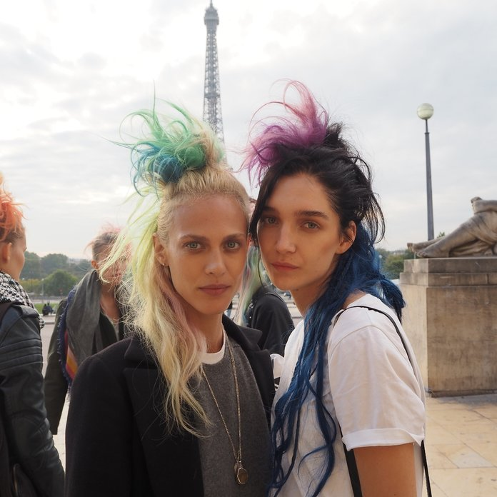 The 7 Steps To Becoming A Paris Punk