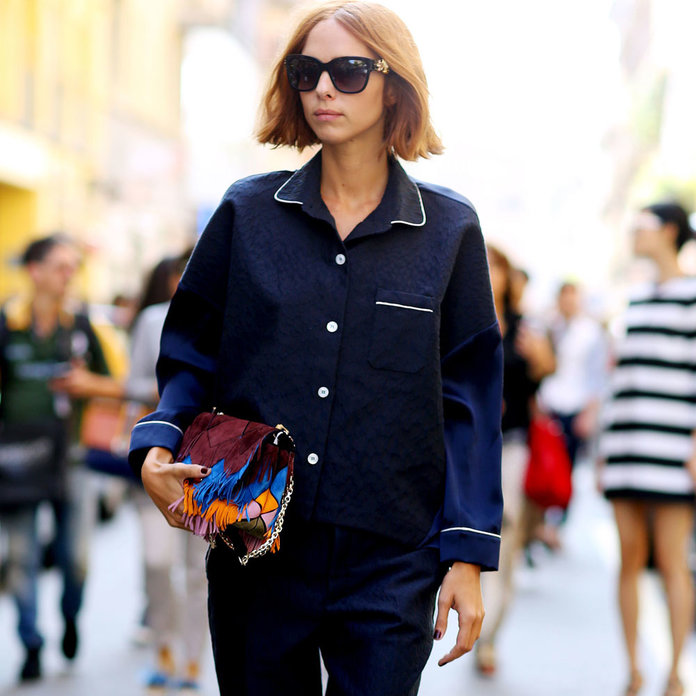 Not Just For Bed: How To Get The Pyjama Trend Right