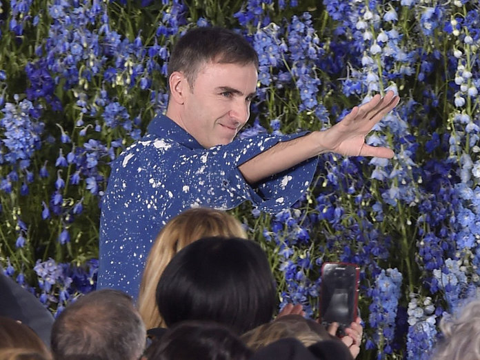 Raf Simons Has Stepped Down From Dior! Let's Remember His Top 10 Red Carpet Moments