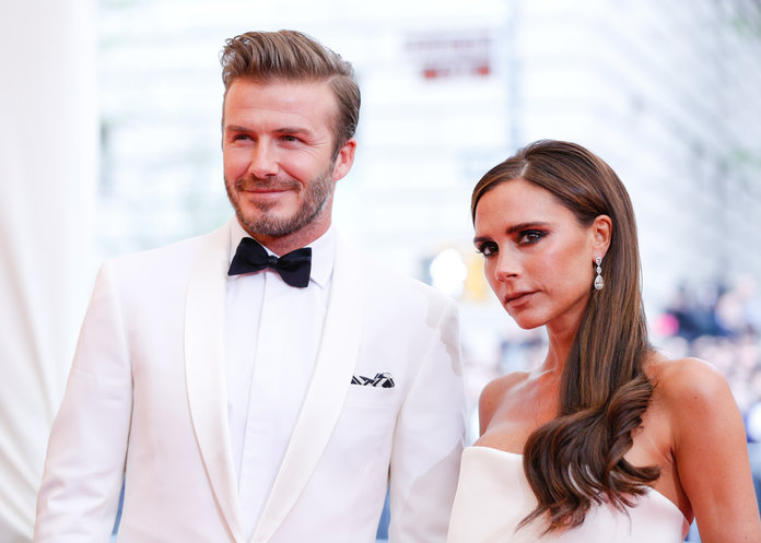 David Beckham Shares A Very Surprising Style Secret About Wife Victoria