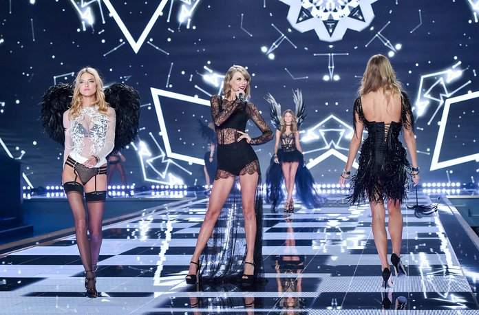 #VSFashionShow: Is Caitlyn Jenner Joining The Angels?