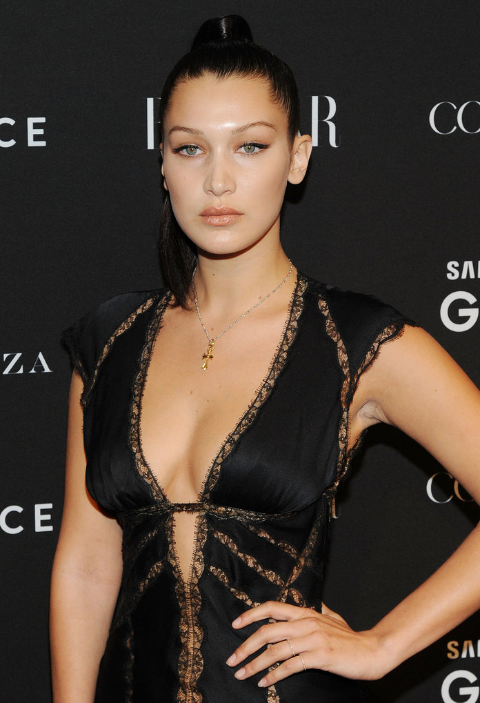 Bella Hadid Is Training For The 2016 Olympics