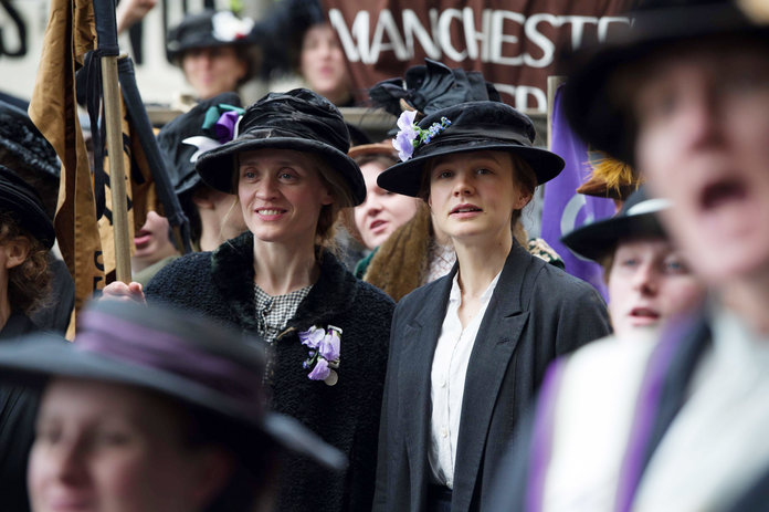 Seen Suffragette? Here's What You Can Do Next