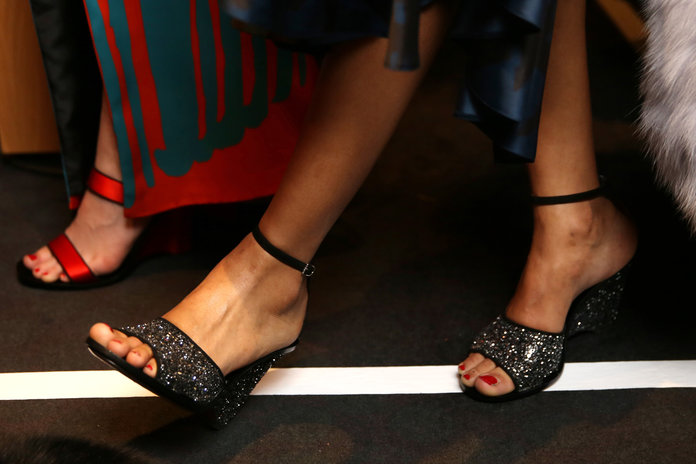 Dare To Bare! The DIY Guide To Perfect Party Season Feet