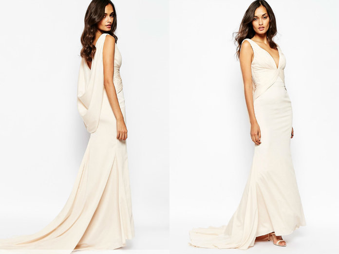 Why This £150 Wedding Dress Gets Our Style Vote