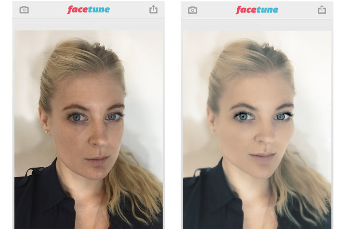 Does My Face Look Good In This?  Dissecting The FaceTune App
