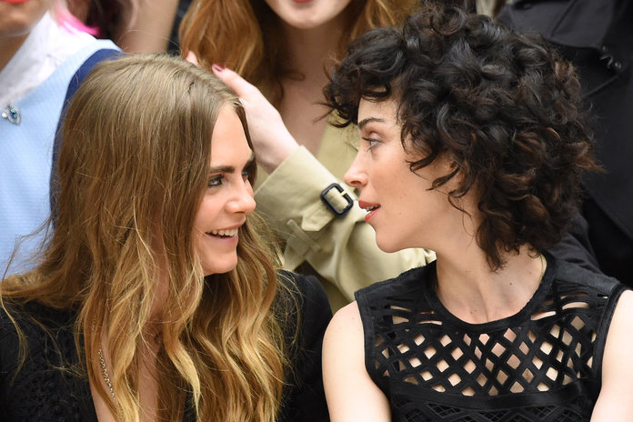 Cara Delevingne Spills On What Makes The Perfect Girlfriend
