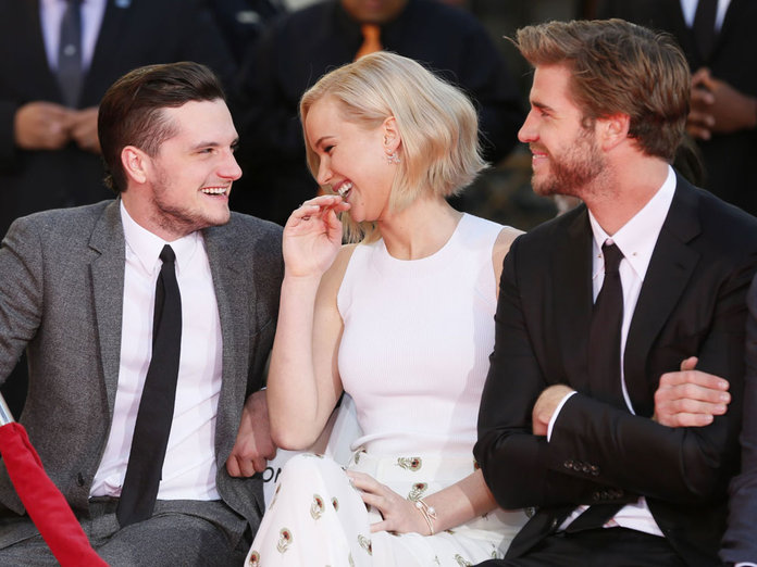 'This Movie Has Been My Life': J-Law On Fame And Life After The Hunger Games