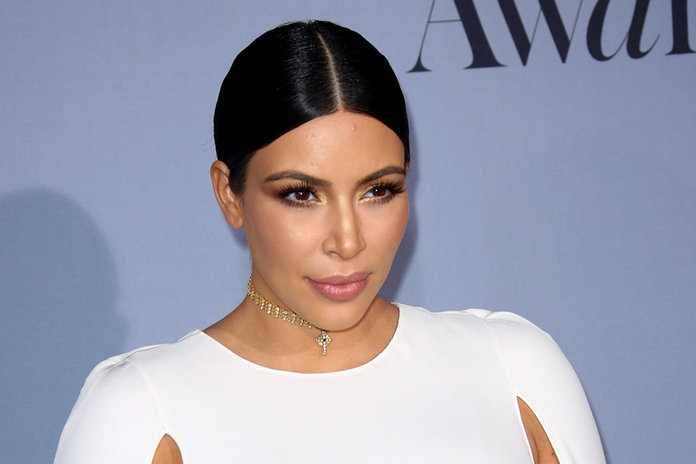 WATCH: Kim Kardashian Gives Us A Guided Tour Of Her Wardrobe...
