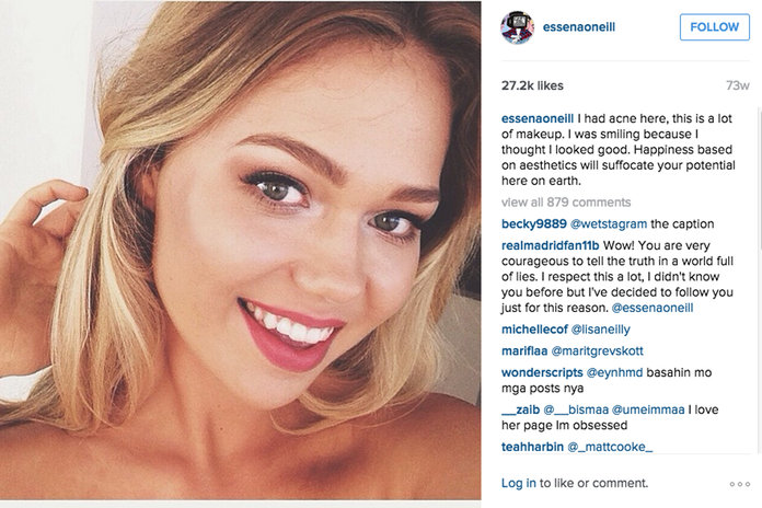 Thinspiration And Instagoals: How Social Media Ruined One Girl's Life