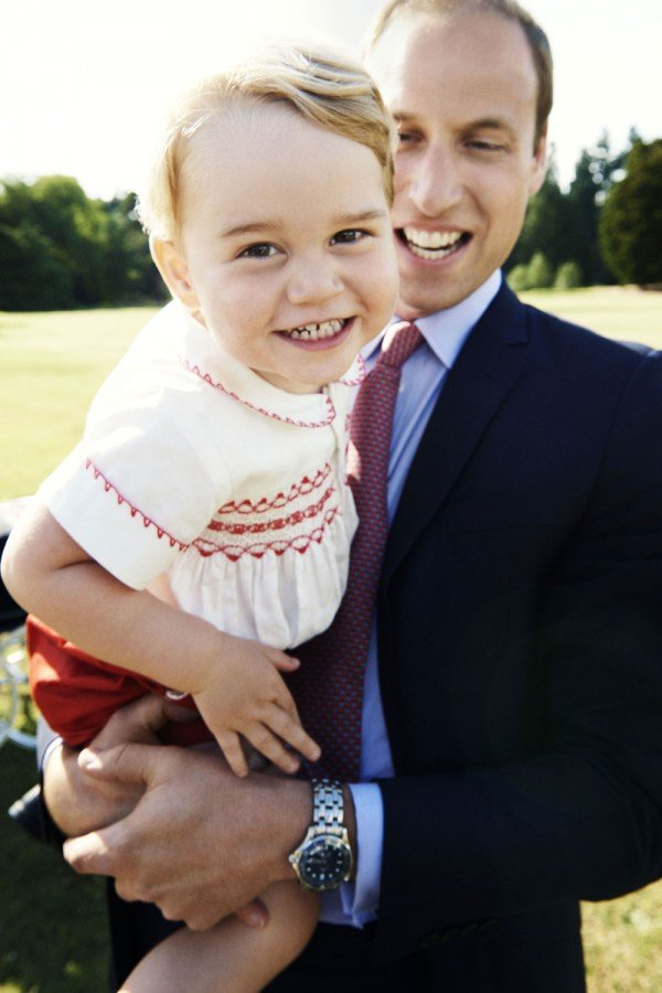 Prince George Got Old: See What He Looks Like At 60