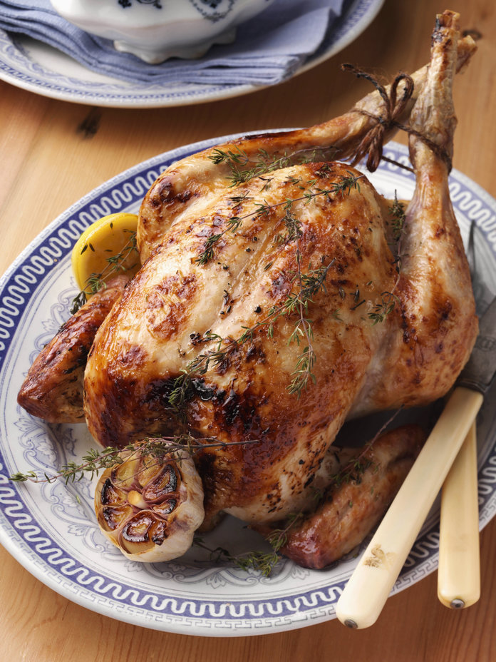10 Simple Tricks For The Best Roast Chicken