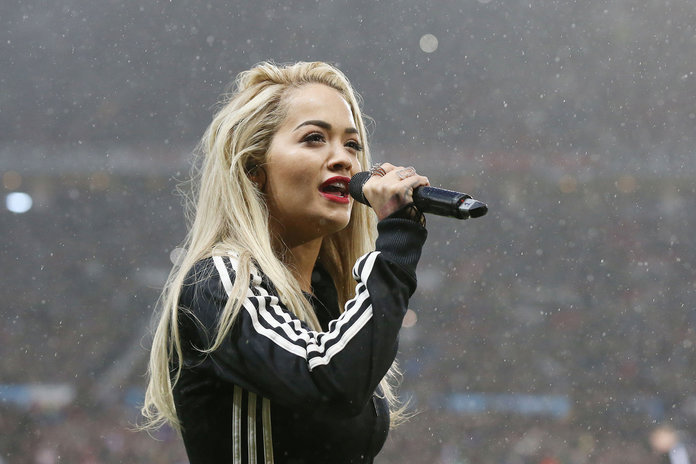 Remember When Rita Ora Auditioned For Eurovision?!