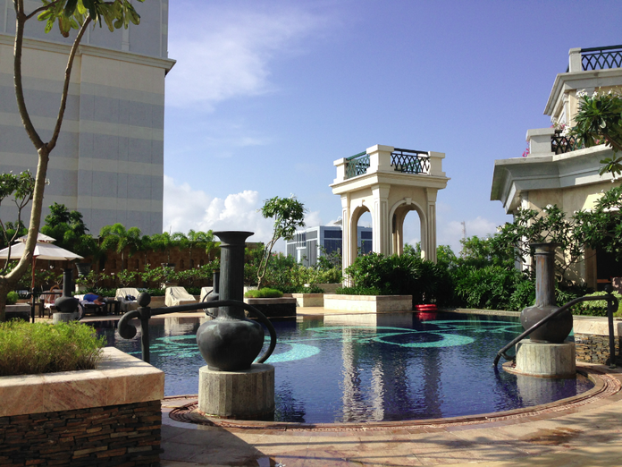 An Indian Escape Fit For A Queen - Check Out The Leela Palace Chennai