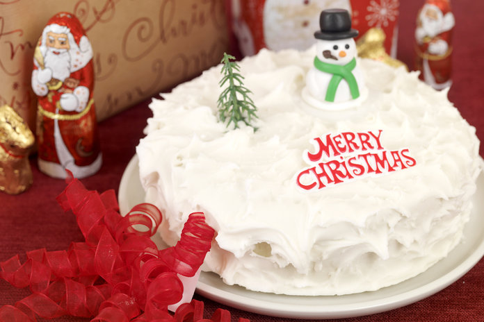 How To Make The Perfect Christmas Cake, By GBBO's Flora Shedden
