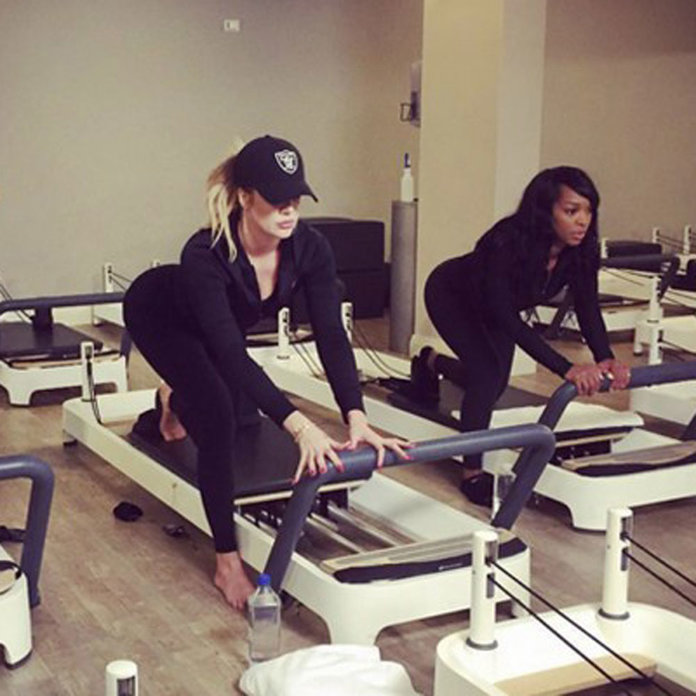 So THIS Is How Khloe Kardashian Will Be Working Off Her Christmas Dinner…