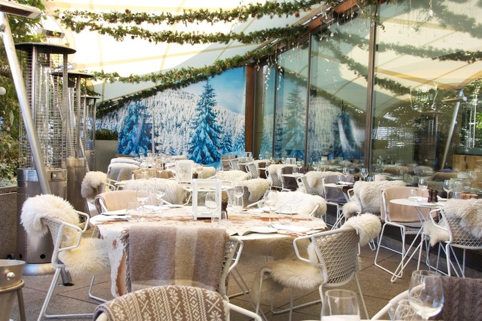 Stop The Press! Lodge D'Argent Is The Only Christmas Pop Up You Need To Know About