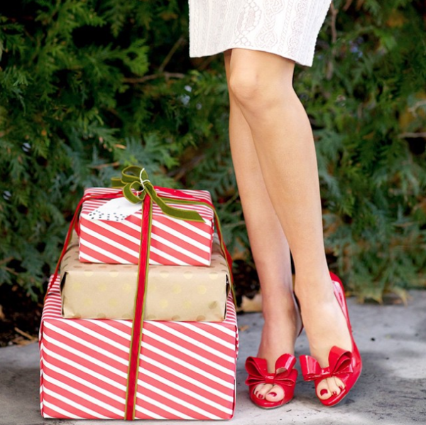 How To Look Chic On Christmas Day: Your Festive Style, Sussed