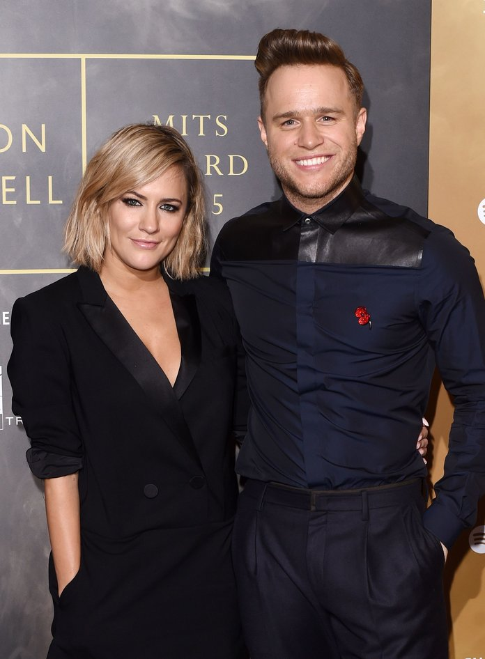 Does Caroline Flack's New Instagram Post Prove She And Olly Murs Are Together?