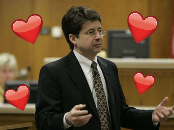 14 Sassy Quotes That Got Everyone Crushing On The Dreamy Dean Strang