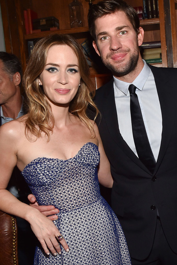 Emily Blunt And John Krasinski Have Some VERY Exciting News...