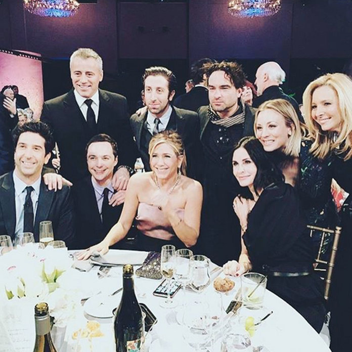 WATCH: Your First Look At The Friends Reunion, Plus Who Had To Audition Twice?!