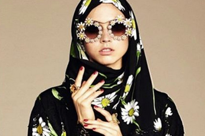 Dolce And Gabbana Launch Their First Range Of Haute Hijabs - Modest Shoppers, Rejoice!