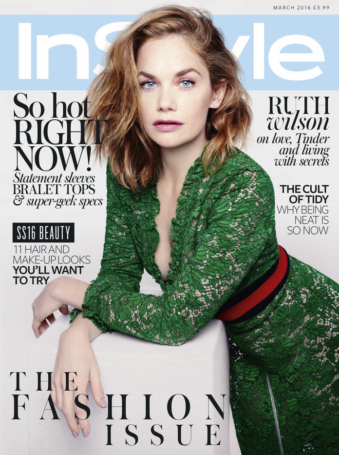 EXCLUSIVE: Ruth Wilson On Love, Tinder And Those Sex Scenes