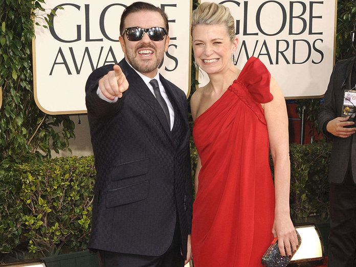 5 Reasons Why We Can't Wait To See Ricky Gervais Host The Golden Globes 2016