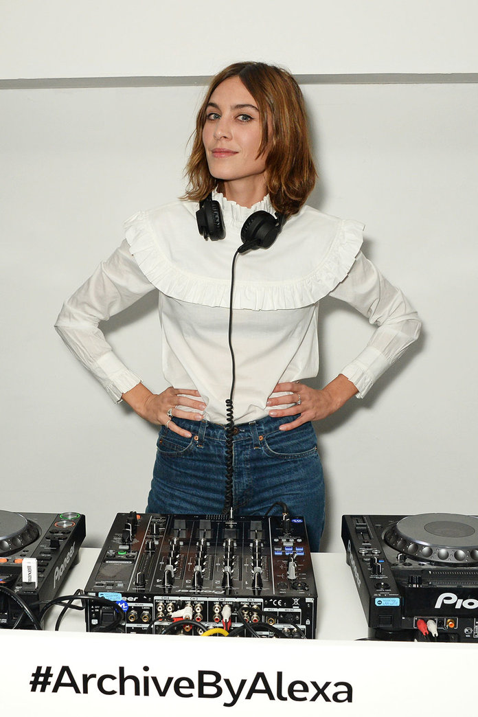 Alexa Chung x Marks & Spencer: Everything You Need To Know About The MEGA Exciting Collab