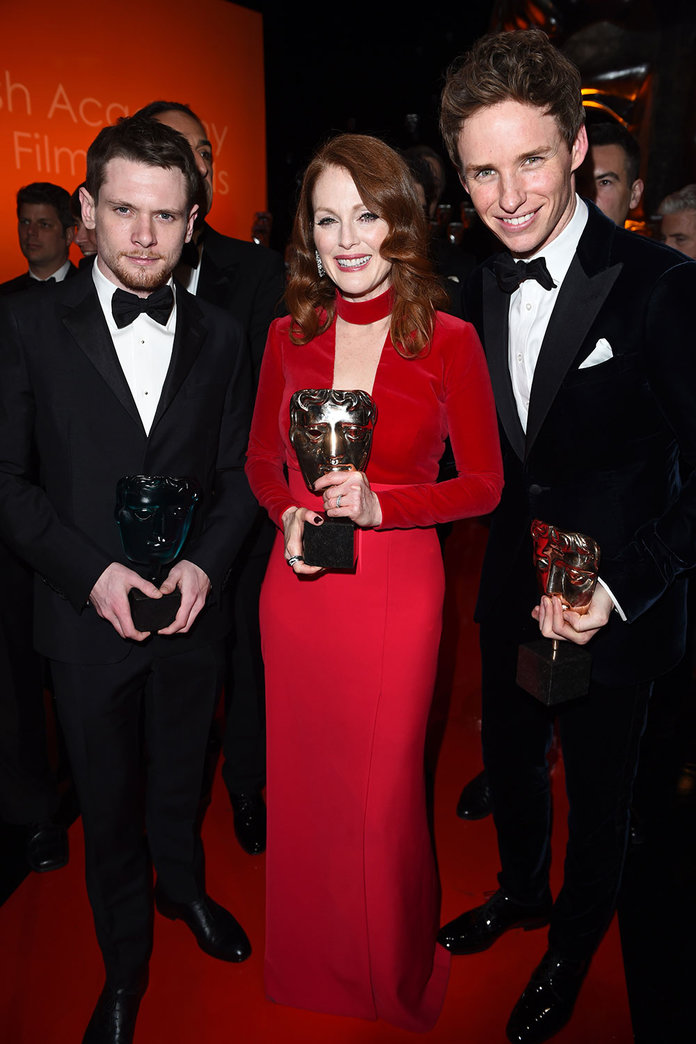 The BAFTA Awards By Numbers (Including 12,000 Glasses Of Champagne)